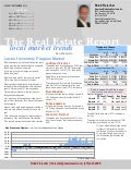 Lack of Inventory Plagues Market - Real Estate Report August/September
