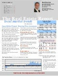 Case-Shiller Report Slowing Price Increases - Real Estate Report October/November