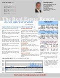 Quantitative Easing and Mortgage Rates - Real Estate Report November/December