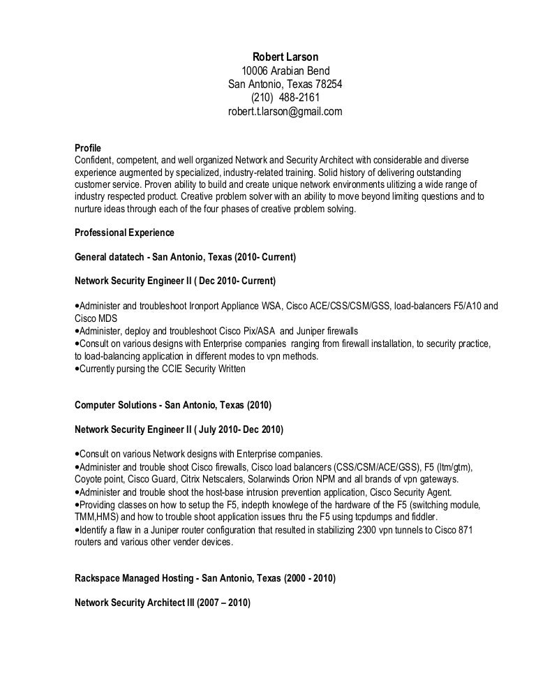 Network Security Engineer Resume Communication Engineer Sample Resume      network security resume network security resume