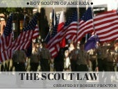 Robert Proctor Multisoft: Boy Scout Of America - The Scout Law