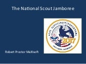 The National Scouting Jamboree by Robert Proctor Multisoft