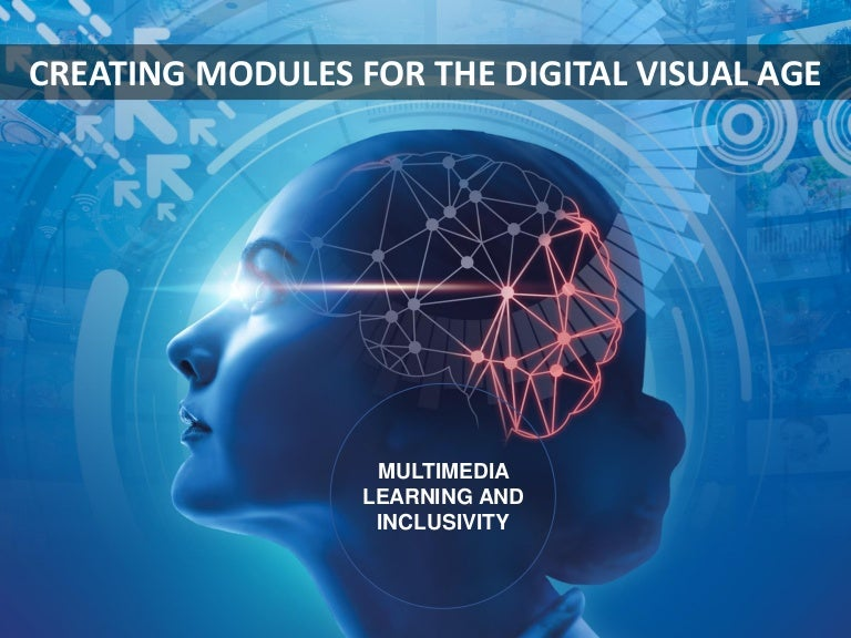 Creating Modules For The Digital Visual Age