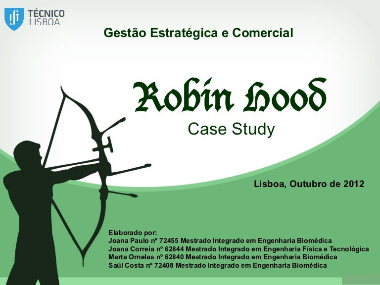 j robins company case study Case study case study: robin hood and over other 29,000+ free term papers, essays and research papers examples are available on the website autor: people • april 1, 2012 • case study • 550 words (3 pages) • 1,747 views.