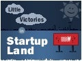 Little Victories in Startup Land - RockPaperStartups edition