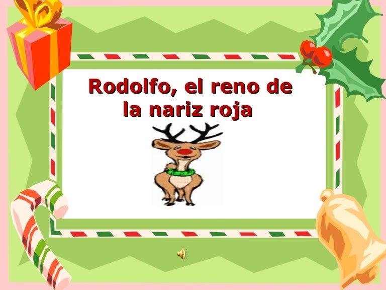 Rodolfo El Reno De La Nariz Roja