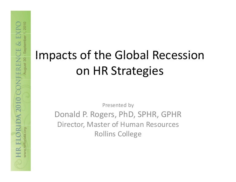 impact of the recession on construction The impact of job loss goes well beyond income and earnings, and can impact one's mental health (see murphy and athanasou (1999) for a review of 16 prior studies) it is also important to note that how one fares in a recession depends on a variety of factors.
