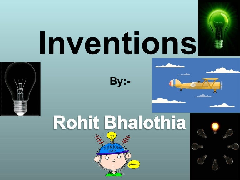 speech on inventions What is invention invention, according to aristotle, involves discovering the best another aspect of timing is the duration of your speech or writing in some instances a long, well-developed, and.