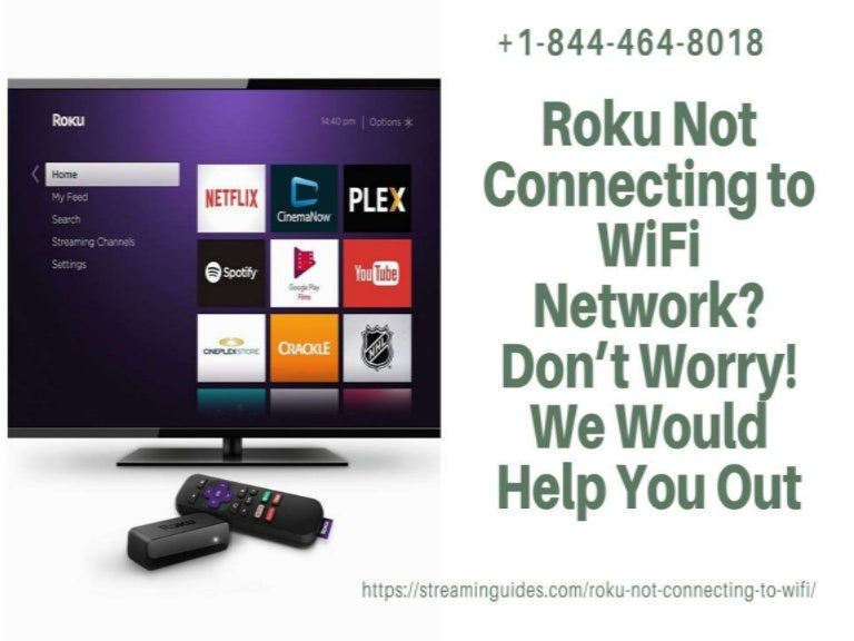 Fix Roku Won't Connect to WiFi & Other Roku Connectivity Error | Call Now