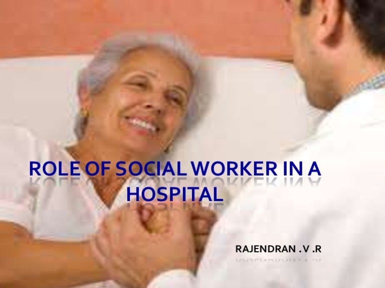 role of medical social worker in hospital, Cephalic Vein