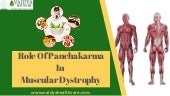 Role Of Panchakarma In Muscular Dystrophy