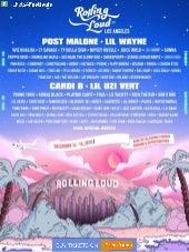 Cardi B, Post Malone & Lil Wayne to Headline Rolling Loud Los Angeles 2018