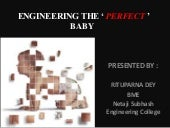 Engineering the 'Perfect Baby'