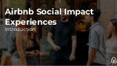 Social Impact Experiences: the Airbnb program for NGOs