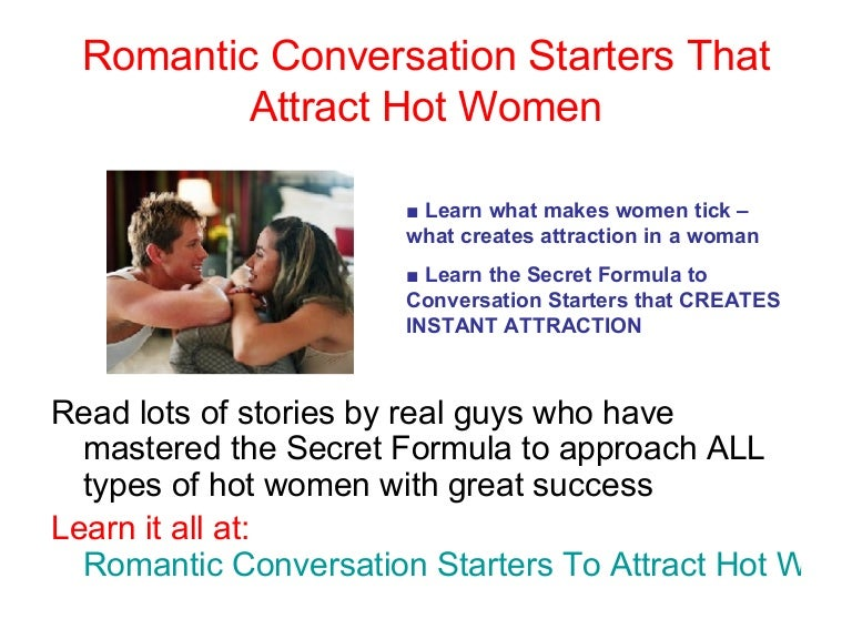 conversation topics with women