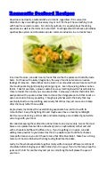 Romantic Seafood Recipes