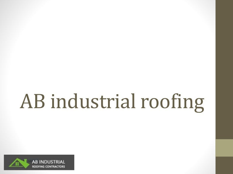 industrial roofers