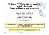 Room a b02. tulkens-pk-pd-update-antibiotics_(en)
