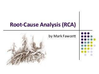 Root Cause Analysis | LinkedIn