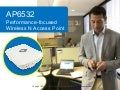 Performance-focused Wireless Access Point AP6532 - ROOTS Communications Pte Ltd