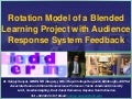 Rotation Model Blended Learning Project-ARS Feedback IEC Orlando Jan2016 - Sanjoy Sanyal