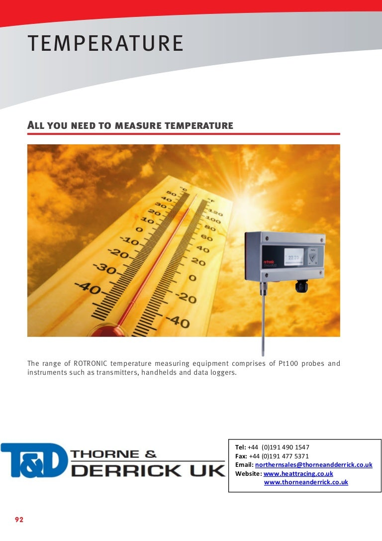 Rotronic Humidity Temperature Sensors Brochure Part 2 Need Color Codes Of Speaker Connectionspower Connections Etc