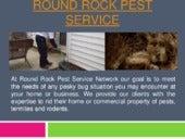 Round Rock Pest Service