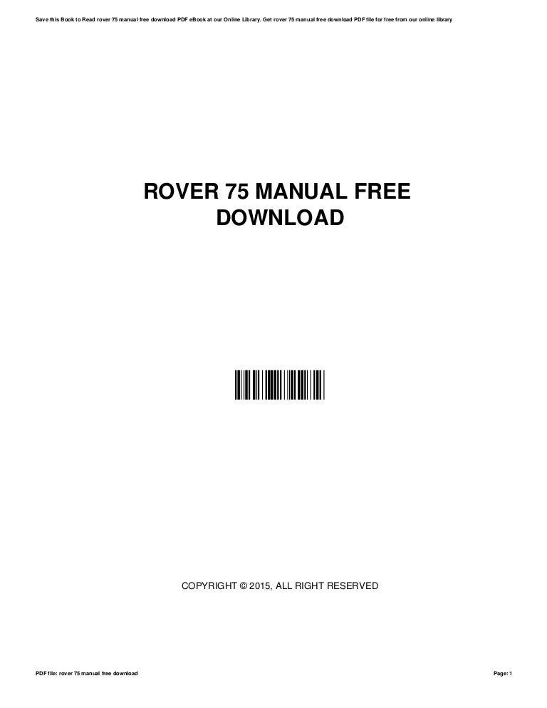 Rover 25 haynes manual ebook array 1964 land rover manual ebook rh 1964 land rover manual ebook weinspanner de fandeluxe Image collections