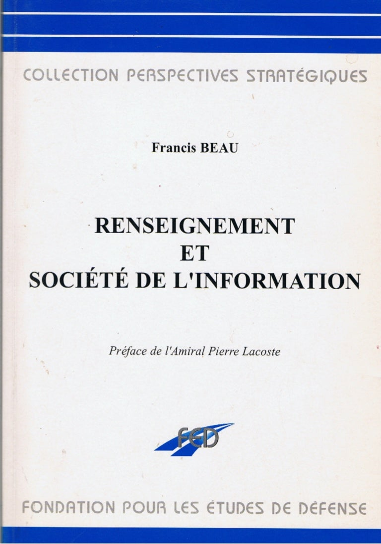 l'informationLa de et société Documentation Renseignement WYEeI9DH2
