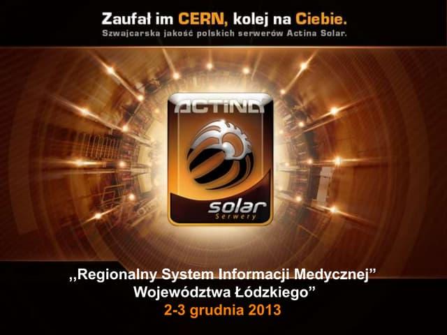 RSIM - Actina Solar