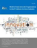 Model of Innovation for Organizations in the IT Software Services Industry