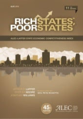 Rich States Poor States 11th Edition 15 Weighted Categories