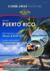 Exklusive Reisenews – Rose Travel Consulting - Puerto Rico