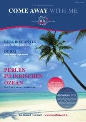 Reisenews - RTC Rose Travel Consulting - Dezember 2008