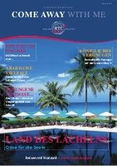 Exklusive Reisenews – Rose Travel Consulting - Dezember 2012