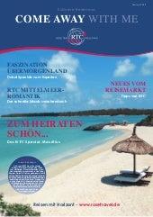 Exklusive Reisenews - RTC Rose Travel Consulting - Juli 2009
