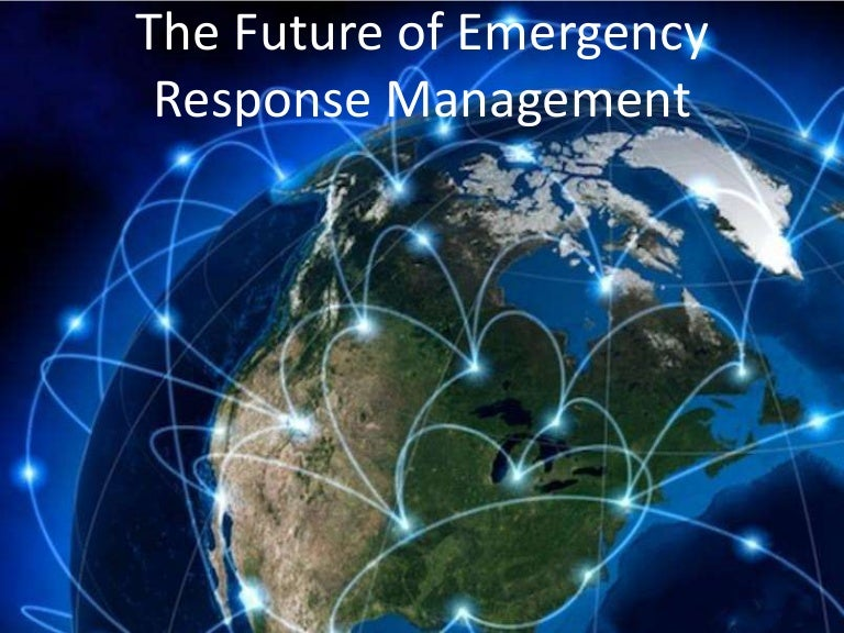 Real Time Emergency Response - US Ignite Application Summit 2013