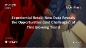 Experiential Retail: New Data Reveals the Opportunities (and Challenges) of This Growing Trend