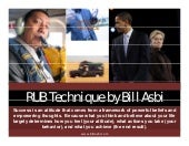 Rub Technique by Bill Asbi