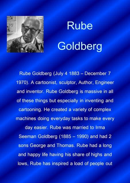 Rube goldberg mikayla
