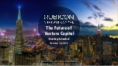 Rubicon vc   startup istanbul oct 10 v2