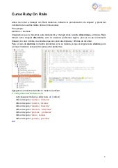 Ruby on rails mvc  | SoyProgramador.liz.mx