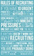 Rules of Recruiting