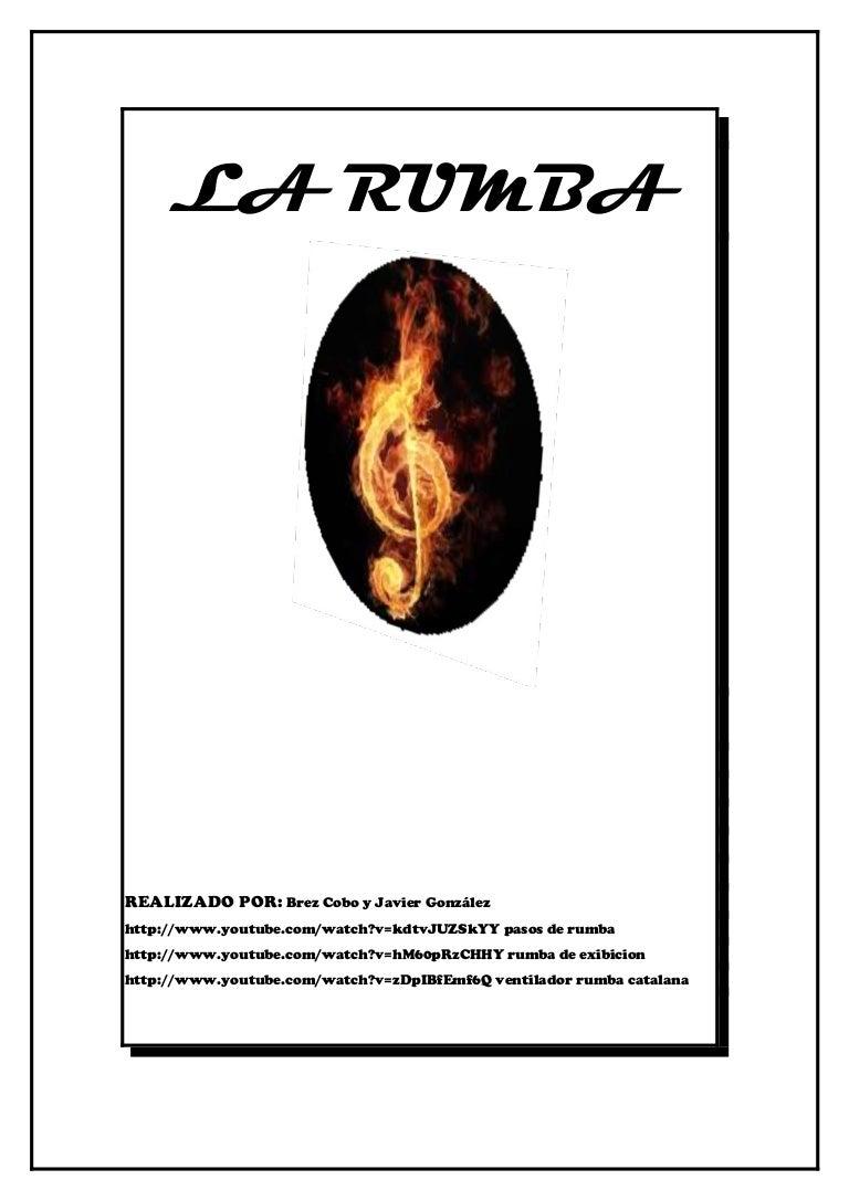 Porque la Rumba puede ser herencia cultural del mundo?