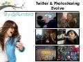 Twitter & Photosharing Evolve