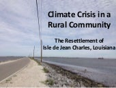 Gabe Schwartzman - Successful Climate Policy Requires Rural Engagement