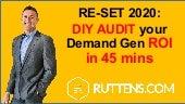 DIY Audit your Demand Gen ROI - BrightTalk Webinar