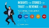 INSIGHTS -> STORIES ->  TRUST -> REVENUE -> ROI   Your 5-phase, 25-step guide to  HEROI marketing