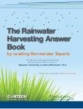Rainwater Harvesting Answer Book
