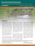 SRBC Remote Water Quality Monitoring Network Report - Dec 2013